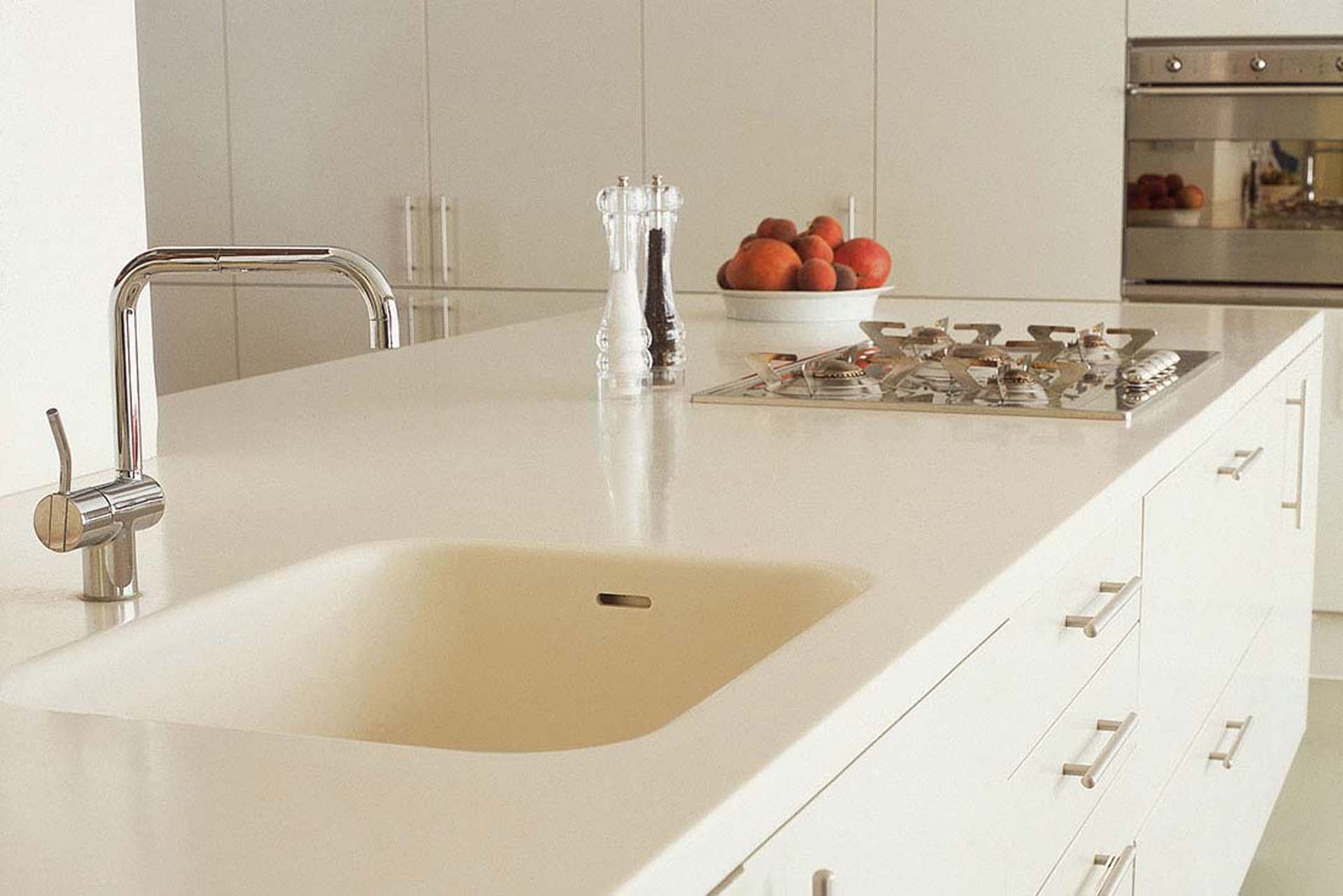 Solid Surface Corian Sink